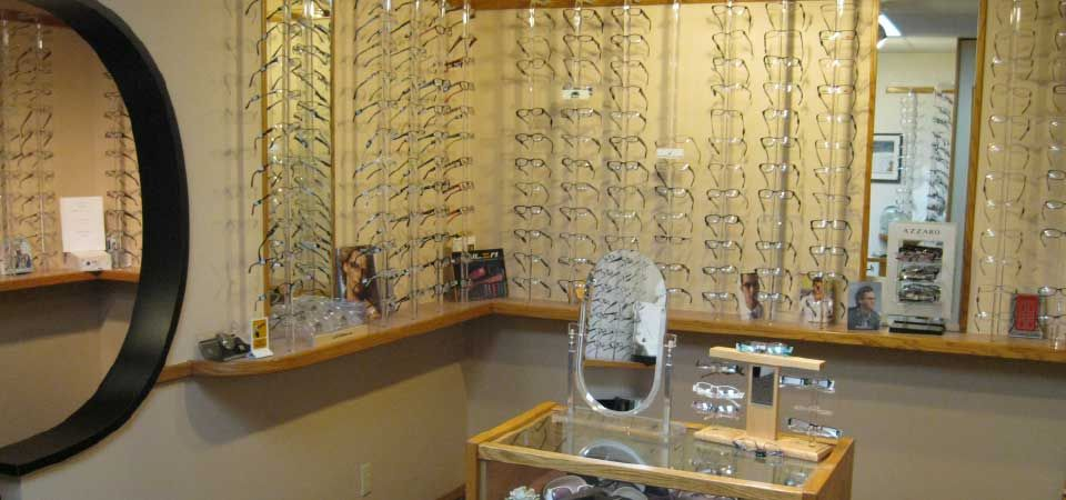 Dr. Ron S. Fabbi selection of glasses